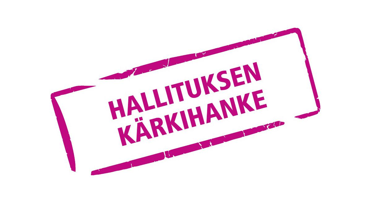 Kärkihanke-logo