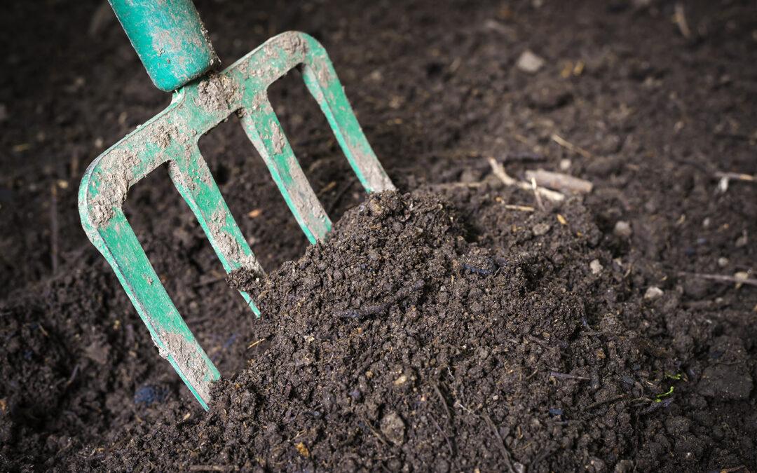 Komposti ja biohiili ovat hyvä pari